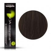 Tinta Capelli Inoa 7.1 Colore Professionale Biondo Cenere, L'Oreal, 60 gr