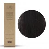 Crema Colorante Permanente 3 Castano Scuro 100 ml - Triskell Keratin Color