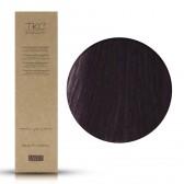Crema Colorante Permanente 4.2 Castano Viola 100 ml - Triskell Keratin Color