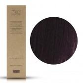 Crema Colorante Permanente 5.2 Castano Chiaro Viola 100 ml - Triskell Keratin Color