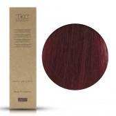 Crema Colorante Permanente 5.66 Rosso Mogano 100 ml - Triskell Keratin Color