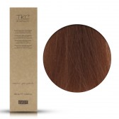 Crema Colorante Permanente 7.43 Biondo Rame Dorato 100 ml - Triskell Keratin Color