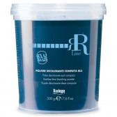 Polvere Decolorante Blu Compatta, 500 gr, RR Real Star