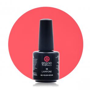 Smalto Semipermanente Rosa Salmone, Lampone Nr. 10, 15 ml, Evo Nails