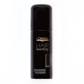 Colore Professionale Temporaneo Hair Touch Up Black 75 ml