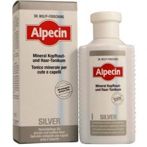 Lozione Capelli Grigi, Lozione Alpecin Silver 200 ml