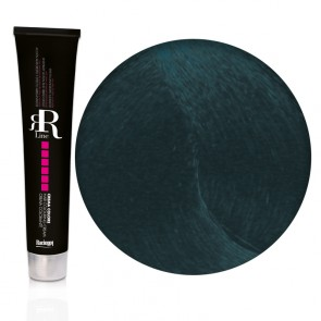 Tinta Capelli Nero Blu 1.10 Professionale RR Real Star