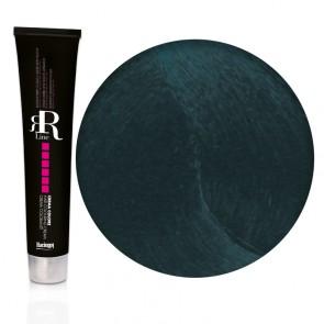 Tinta Capelli Nero Blu 1.10 Professionale RR Real Star