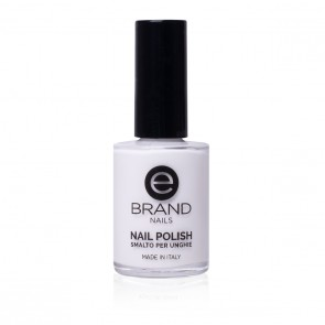 Smalto Bianco Ottico Professionale Ebrand Nails - n. 1 Bianca