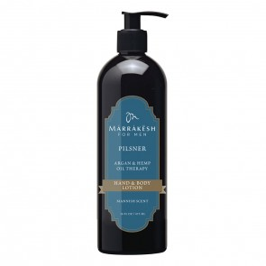 Marrakesh For Men Pilsner Hand & Body Lotion - Idratante - 437 ml