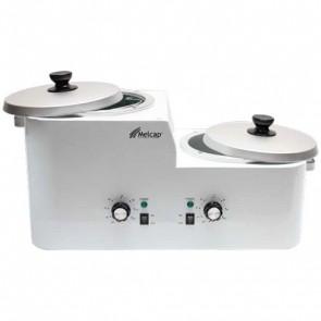Scaldacera Hot 2 Per Cera a Caldo - 2 Vasche