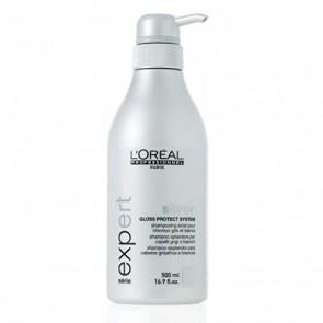 Shampoo Silver, L' Oreal Expert, 500 ml
