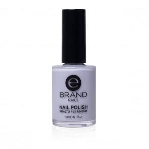 Smalto Grigio Platino Professionale Ebrand Nails - n. 36 Siria