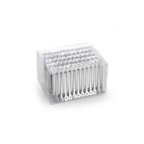 Pinza Fermaglio In Alluminio 144Pz.