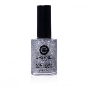 Smalto Trasparente Glitterato Professionale Ebrand Nails - n. 39 Sparkling