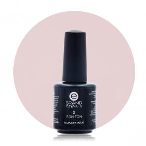 Smalto Semipermanente Rosa Chiarissimo Bon Ton nr.3, 15 ml, Evo Nails