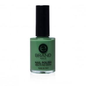 Smalto Verde Prato Professionale Ebrand Nails - n. 43 Geco