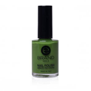 Smalto Verde Olivastro Professionale Ebrand Nails - n. 44 Irish
