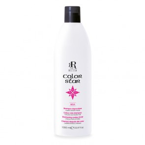 Shampoo Dopocolore Color Star - 1000 ml - RR Real Star