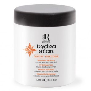 Maschera Idratante Hydra Star - 1000 ml - RR Real Star