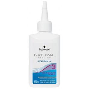 Lozione Per Capelli Permanente Natural Styling Mod.3 80 ml