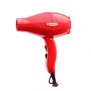 Asciugacapelli Professionale Leggero E Compatto, Phon E-T.C. Light Gammapiu Rosso