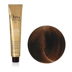 Tinta Capelli Biondo Scuro Intenso 6.00 Professionale - Color Keratin - Oro Therapy