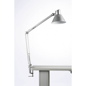 Lampada Da Tavolo Con Morsetto