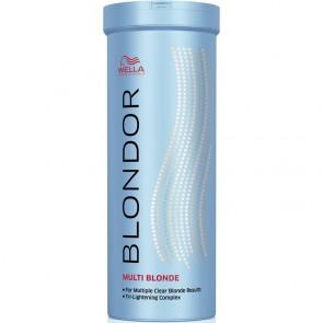 Polvere Decolorante Per Capelli, Blond 400 gr