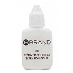 Remover liquido Extension Ciglia - Ebrand Lashes - 15 ml