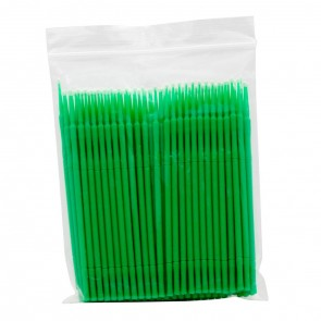 Micro Brush Extension Ciglia - Ebrand Lashes - 100 Pz.