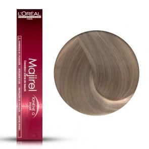 Tinta Capelli Majirel 10.1 Colore Professionale Biondo Chiarissimo Platin Cenere, L'Oreal, 50 ml