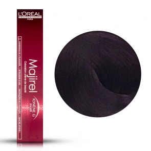 Tinta Capelli Majirel 4.20 Colore Professionale Castano Irisee Intenso, L'Oreal, 50 ml