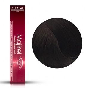 Tinta Capelli Majirel 4.35 Colore Professionale Castano Dorato Mogano, L'Oreal, 50 ml