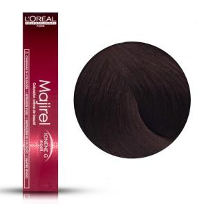 Tinta Capelli Majirel 4.56 Colore Professionale Castano Mogano Rosso, L'Oreal, 50 ml