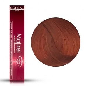 Tinta Capelli Majirel 7.44 Colore Professionale Biondo Rame Profondo, L'Oreal, 50 ml
