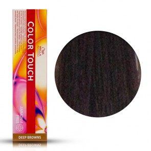 Tinta Capelli Touch Colore Professionale 4.77 Castano Medio Sabbia Intenso 60 ml