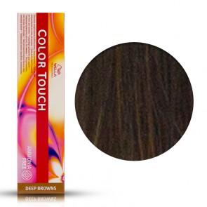 Tinta Capelli Touch Colore Professionale 55.07 Castano Chiaro Intenso Sabbia 60 ml