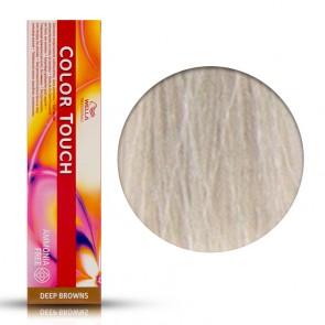 Tinta Capelli Touch Colore Professionale 8.81 Biondo Chiaro Perla Cenere 60 ml