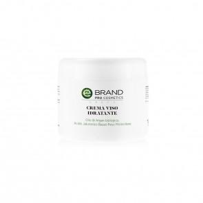 Crema Viso Idratante Volumizzante - Ebrand Green - Vaso  250 ml