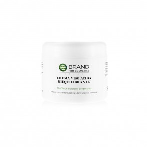 Crema Viso Acida, Ebrand Pro Cosmetics, Vaso 250 ml