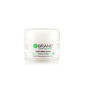 Crema Contorno Occhi Effetto Lifting - Ebrand Green - Vaso 50 ml