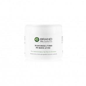 Maschera Viso Purificante Ebrand Pro Cosmetics