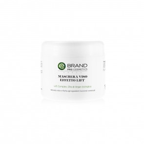 Maschera Viso Liftante - Ebrand Green - Vaso 250 ml