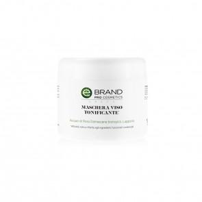 Maschera Viso Tonificante Ebrand Pro Cosmetics