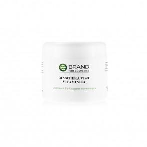 Maschera Viso Vitaminica, Ebrand Pro Cosmetics