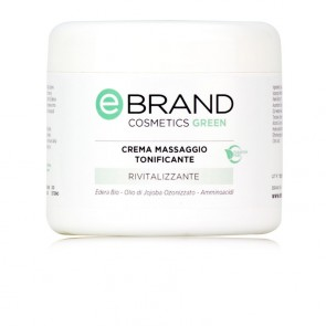 Crema Massaggio Tonificante - Ebrand Green