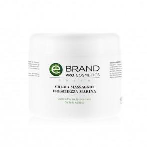 Crema Massaggio Freschezza Marina - Ebrand Green - Vaso 500 ml