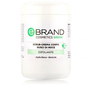 Crema Scrub Corpo  - Ebrand Cosmetics - Vaso 1000 ml