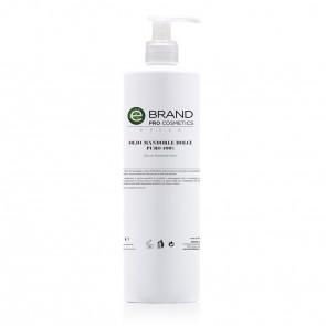 Olio Massaggio Mandorle Dolci Puro 100%, Ebrand Pro Cosmetics, Flacone 500 ml